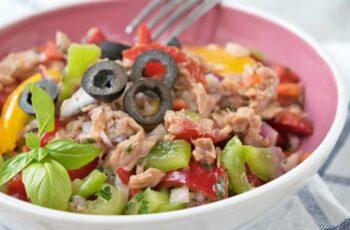 Gesunde Thunfischsalat Rezept