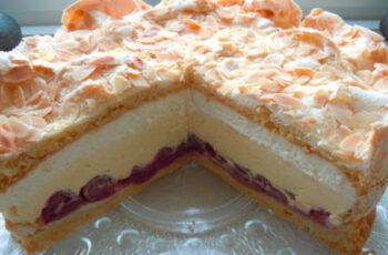Gewitter-Torte mit Schmand Rezept
