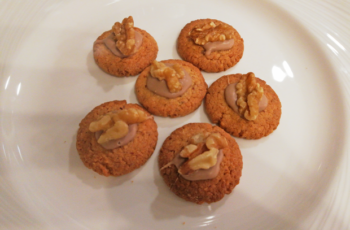 Mailänder Nuss Kekse Rezept