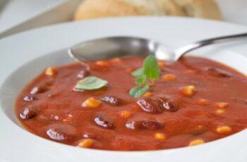 Bohnensuppe Rezept