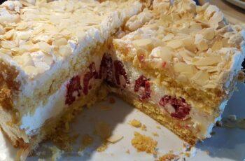 Himmlische Torte Rezept