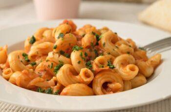 Vegetarische One Pot Pasta Rezept