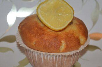 Zitronenmuffins Rezept