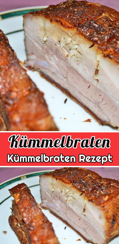 Kümmelbraten Rezept