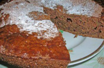 Zucchini-Kuchen Rezept
